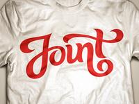 Joint T-Shirt Logo Design