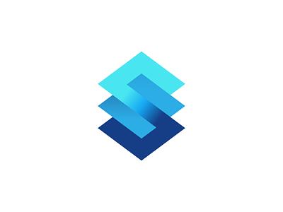 S + Tiles Logo Design / Monogram symbol tech technology fintech software crypto cryptocurrency blockchain modern vibrant colors colorful gradient geometric logotype logodesign monogram j u m p e d o v e r l a z y d o g t h e q u i c k b r o w n f o x branding brand identity design icon logo