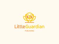 Little Guardian Publishing Logo Design
