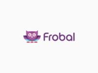 Frobal Logo Design