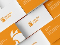 Cocorico Studio Business Card Design