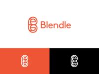 Blendle Logo Design