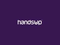 Hands Up! Logo Design