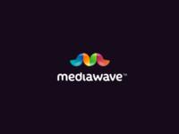 Mediawave Logo Design