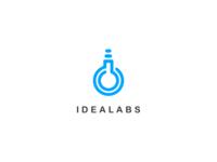 Idealabs Logo Design