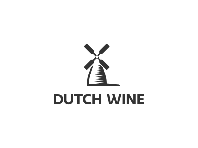 Dutch Wine Logo Design