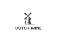 Dutch Wine Logo Design