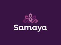 Samaya Logo Design
