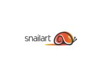 Snailart Logo Design