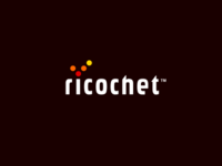 Ricochet Logo Design