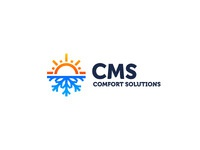 CMS CS Logo Design