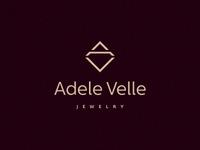 Adele Velle Logo Design