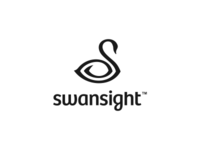 Swansight Logo Design
