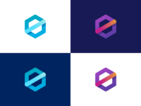 Hexagon / Cube Logo Design