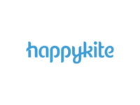 Happykite Logo Design