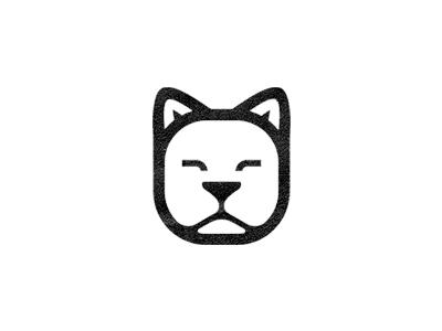 Husky Logo Design logo icon icons design dog mark head husky buddy designer vintage dalius stuoka retro
