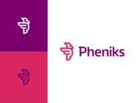 Pheniks Logo Design