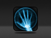 X-Rayed Baller Icon