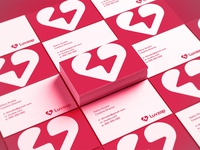 Luvzap Business Cards