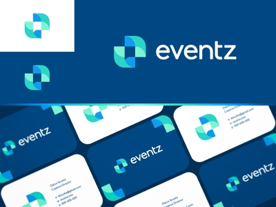 Eventz Logo Design t h e q u i c k b r o w n f o x j u m p e d o v e r l a z y d o g icon icons symbol startup fintech startups play electronic music advertising marketing geometric mobile app apps gradient gradients color colors colorful crypto blockchain cryptocurrency security finance insurance vibrant modern digital speech chat bubble negative space event events tickets business cards stationery brand branding identity graphic design designer logo