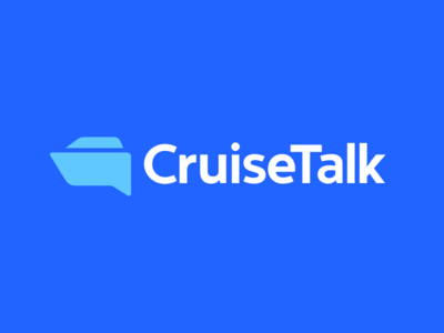 Cruise Talk Logo Design