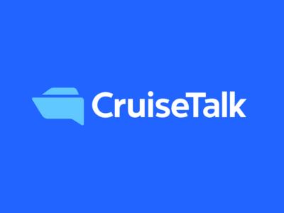 Cruise Talk Logo Design