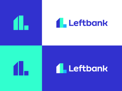 Leftbank Logo Design