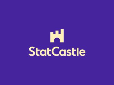 Stat Castle Logo Design