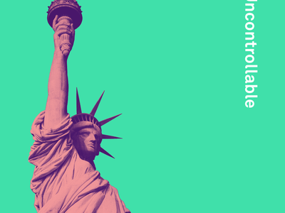 Album Artwork - 1.0 contrasts statue of liberty placeholder uncontrollable us and a artwork album