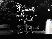 Permission To Fail