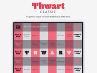 THWART Board