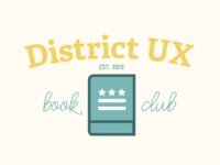 District UX — A book club for designers in Washington, DC