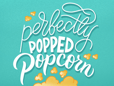 Perfectly Popped Popcorn