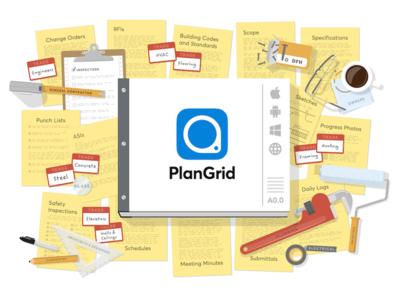 Plangrid One Master Set Final