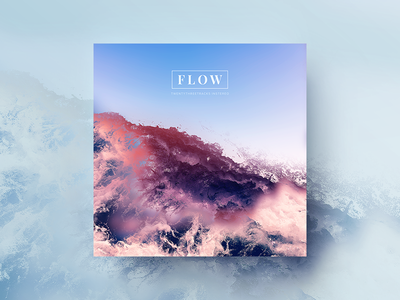 Flow music artwork designers.mx soundcloud playlist mixtape