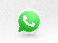 WhatsApp / ChitChat Replacement Icon