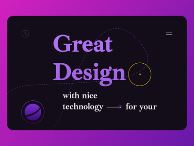 Landing Page leaf2 branding ux ui interfacedesign start page user interface design landingpage web design web