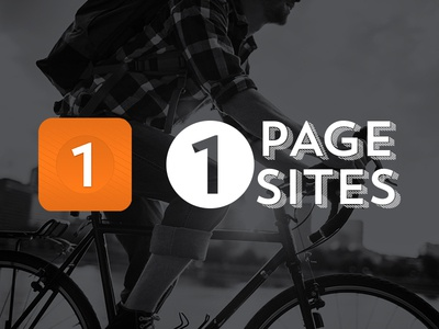 1 Page Sites Identity