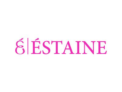 Estaine Logo identity logo