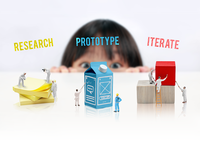 User Experience Process Photo Illustration