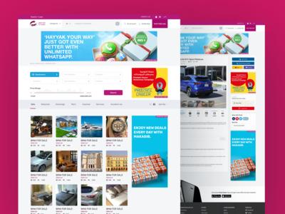 MzadQatar Web designs