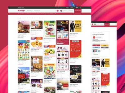 Twffer Qatar website