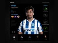 Player Profile - League of Legends Team