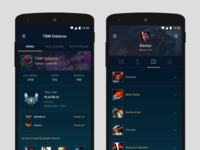 League of Legends Mobile App (2)