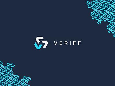Veriff logo cvi branding logo verification identity veriff
