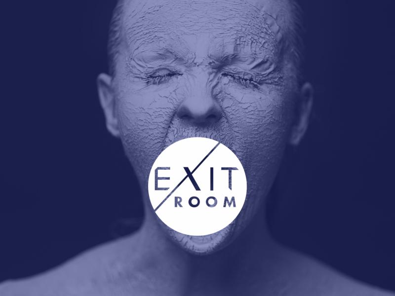 Exit Room | Branding room exit identity branding