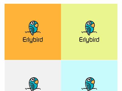 2  Erlybird logodesign