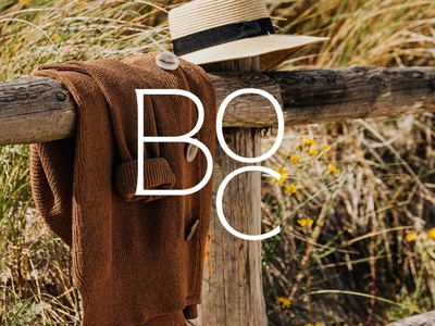 BOC logo design vector design illustration clothing business logodesign logo graphic design branding
