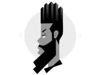 Classic Man Barber Lounge Logo