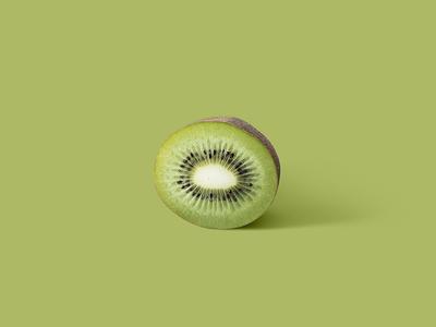 Frutas series - Kiwi II